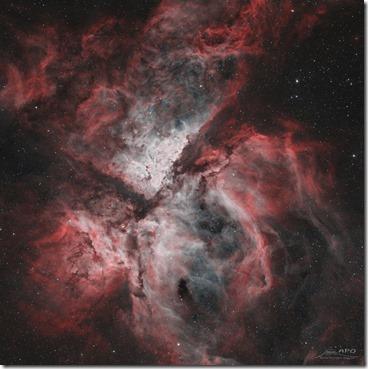 NGC 3372 APO