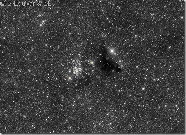 NGC 6520  T508 SE & BL 2004 06 20