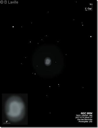 NGC 6884  T635 BL 2017 10 14