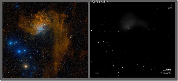 IC 405  T254 BL vs DSS