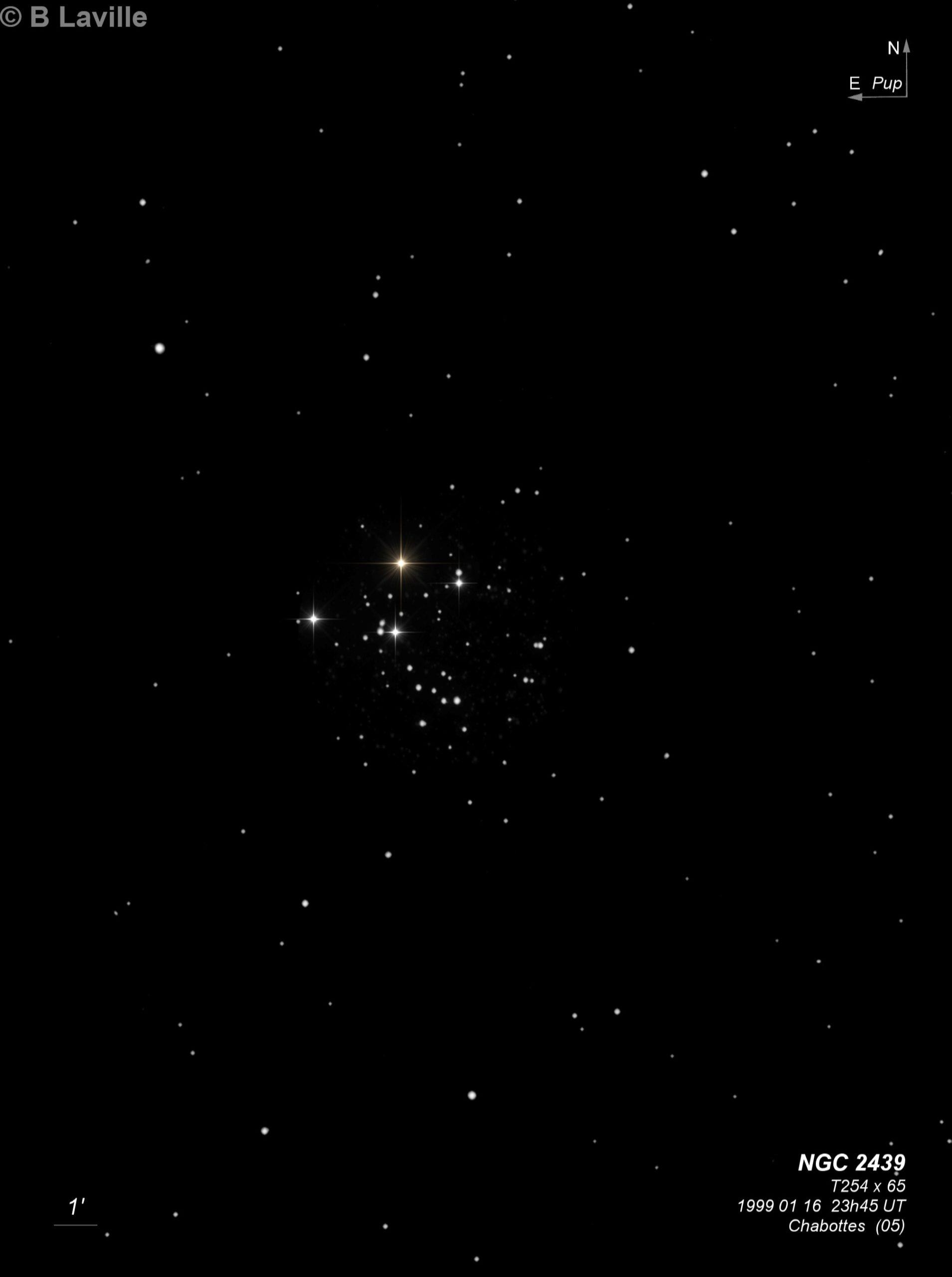 NGC 2439