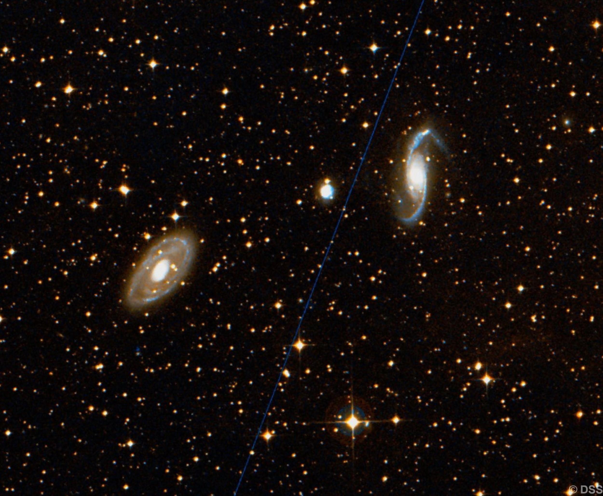 NGC 3347, NGC 3354, NGC 3358