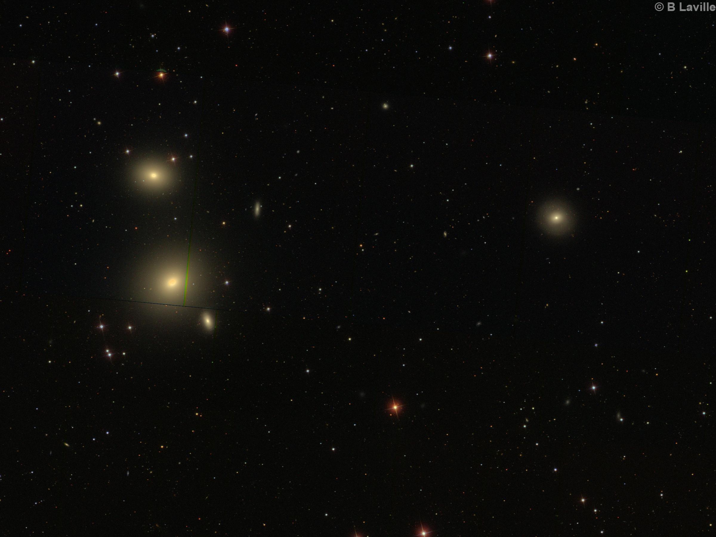 NGC 3607 group