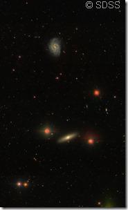 NGC 4526 4535 SDSS