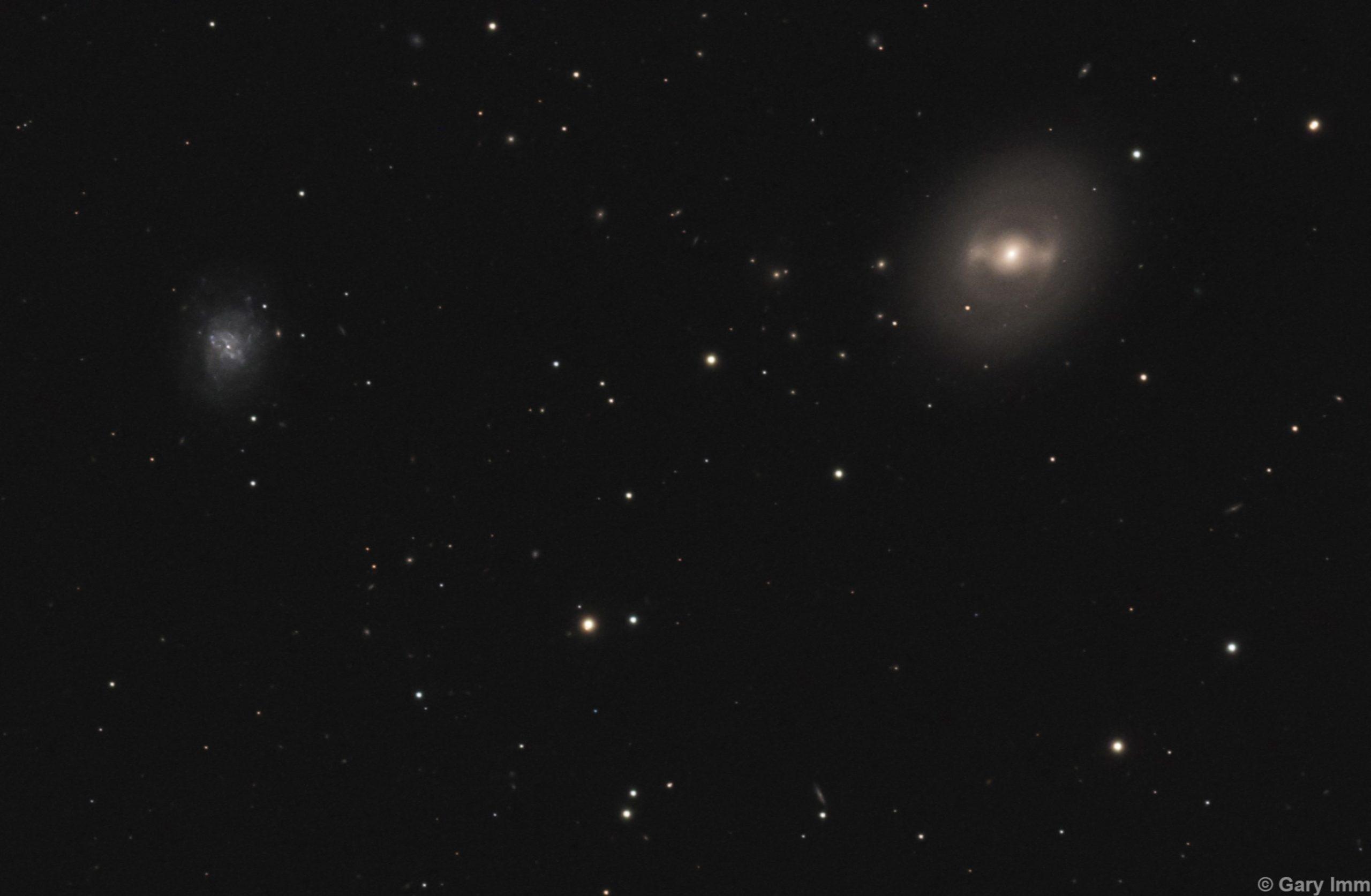 NGC 936 & NGC 941