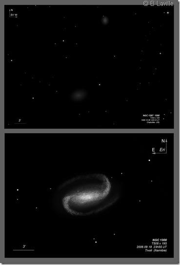 NGC 1297 1300  T254 vs T635 BL