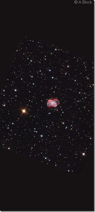 NGC 2440 A Block Nup high