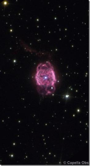 NGC 40 Capella Obs Nup