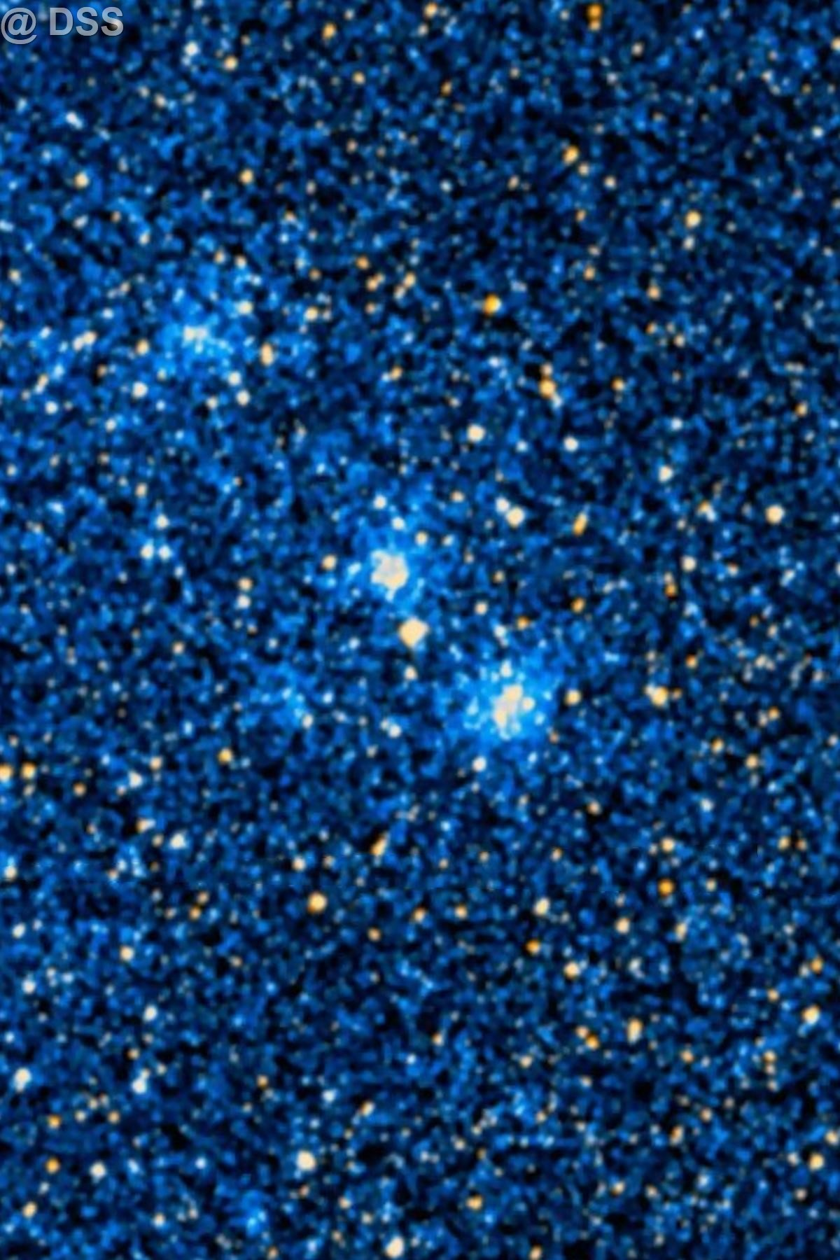 NGC 220 & NGC 222