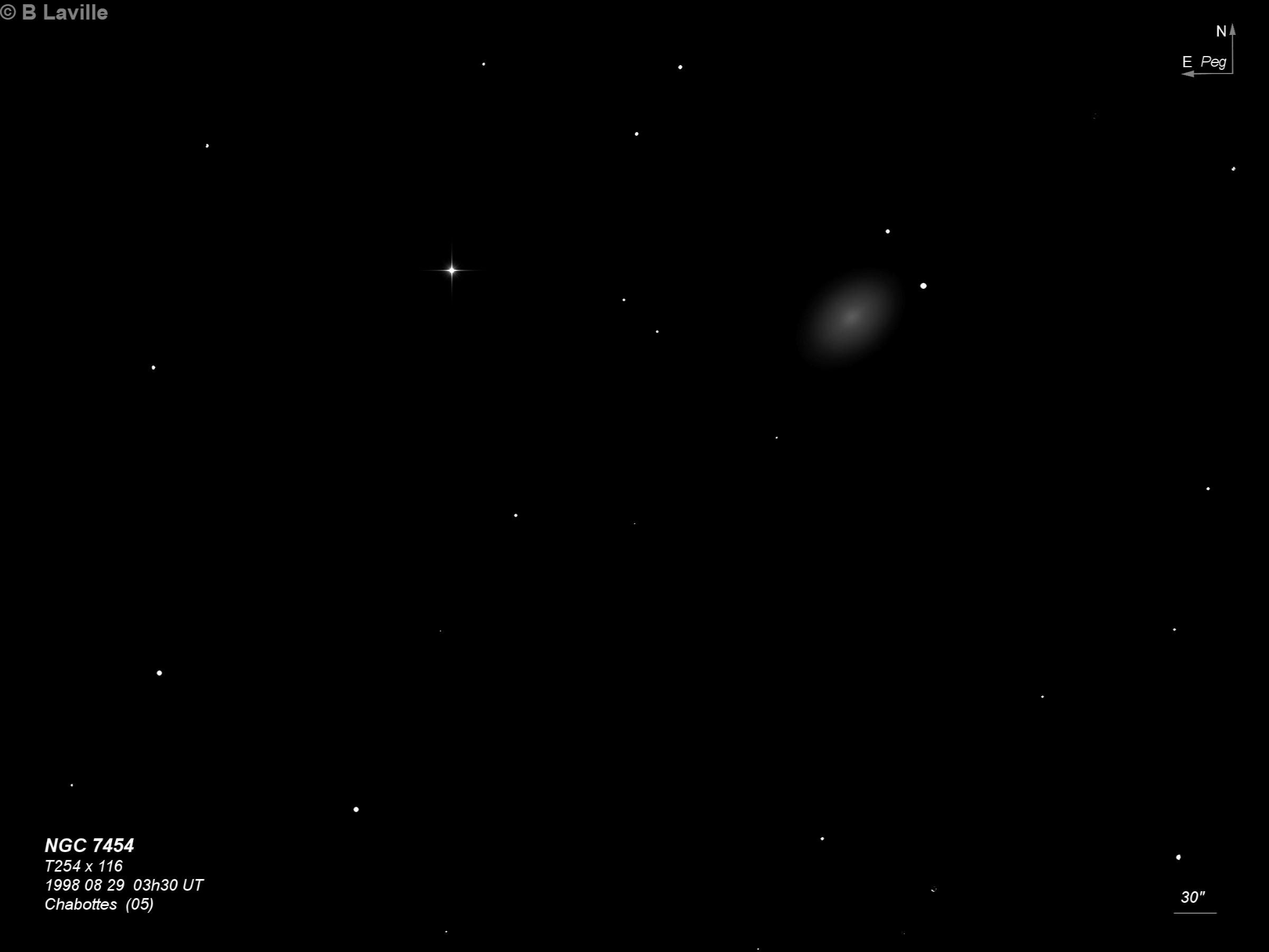 NGC 7454