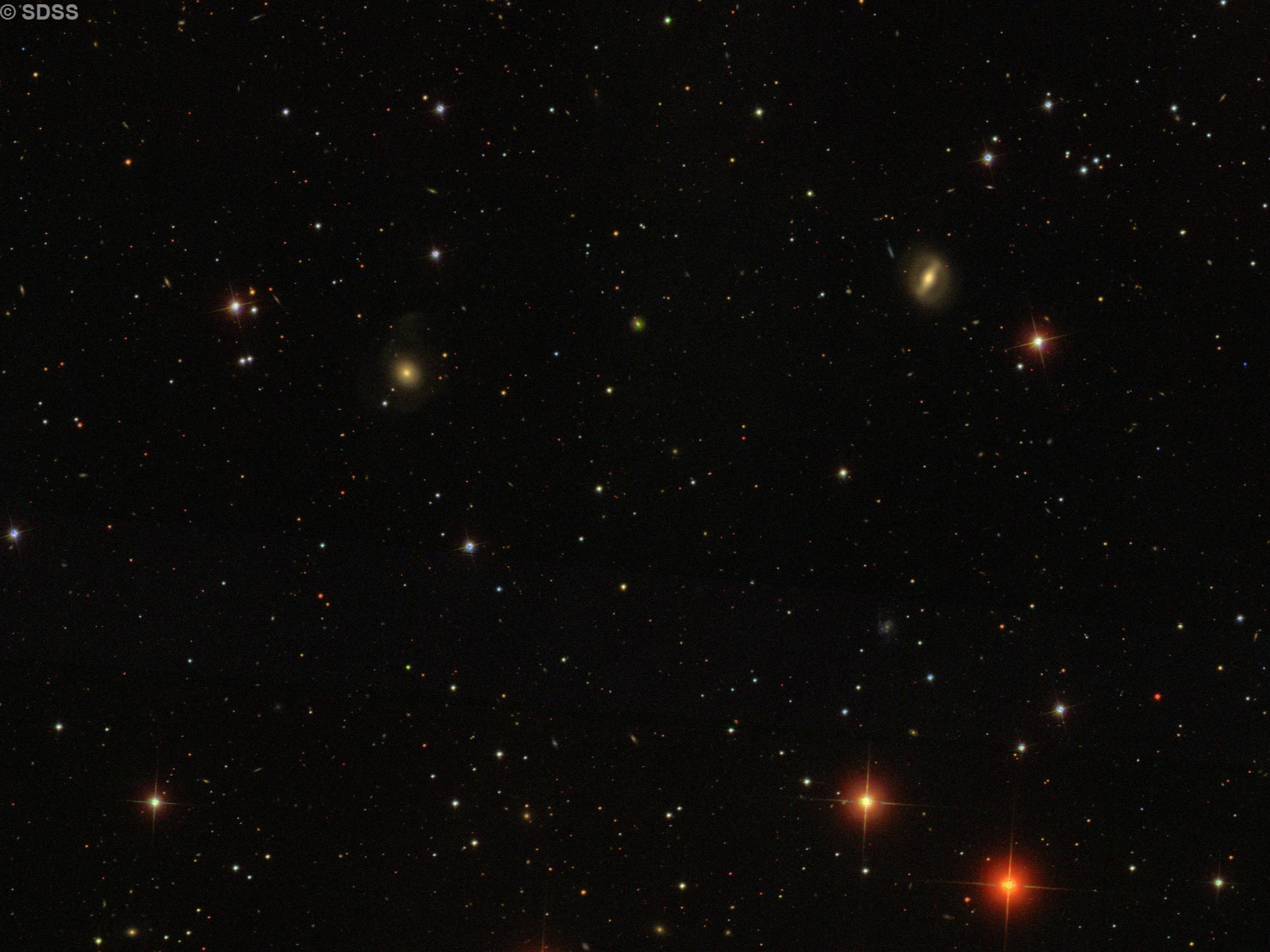 NGC 7461 & NGC 7467