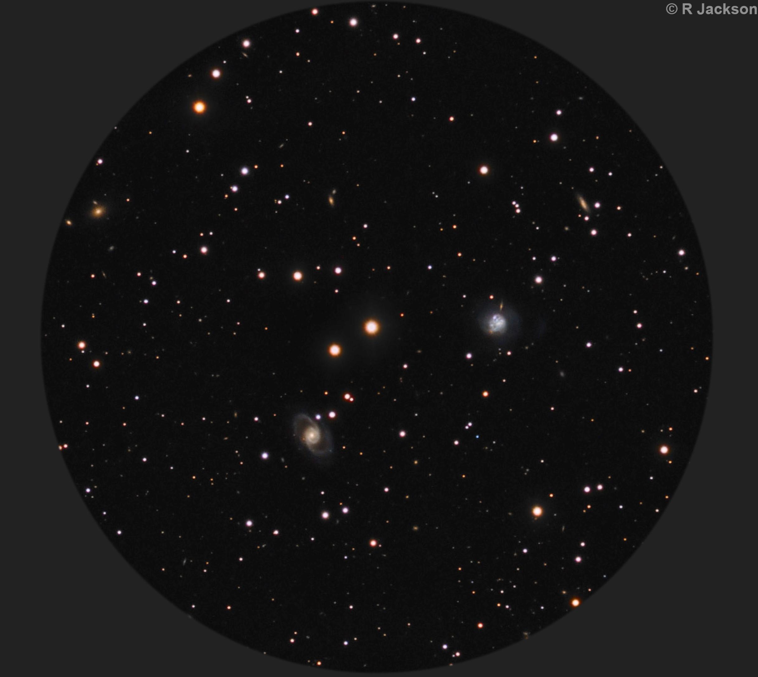 NGC 1973 & NGC 1677