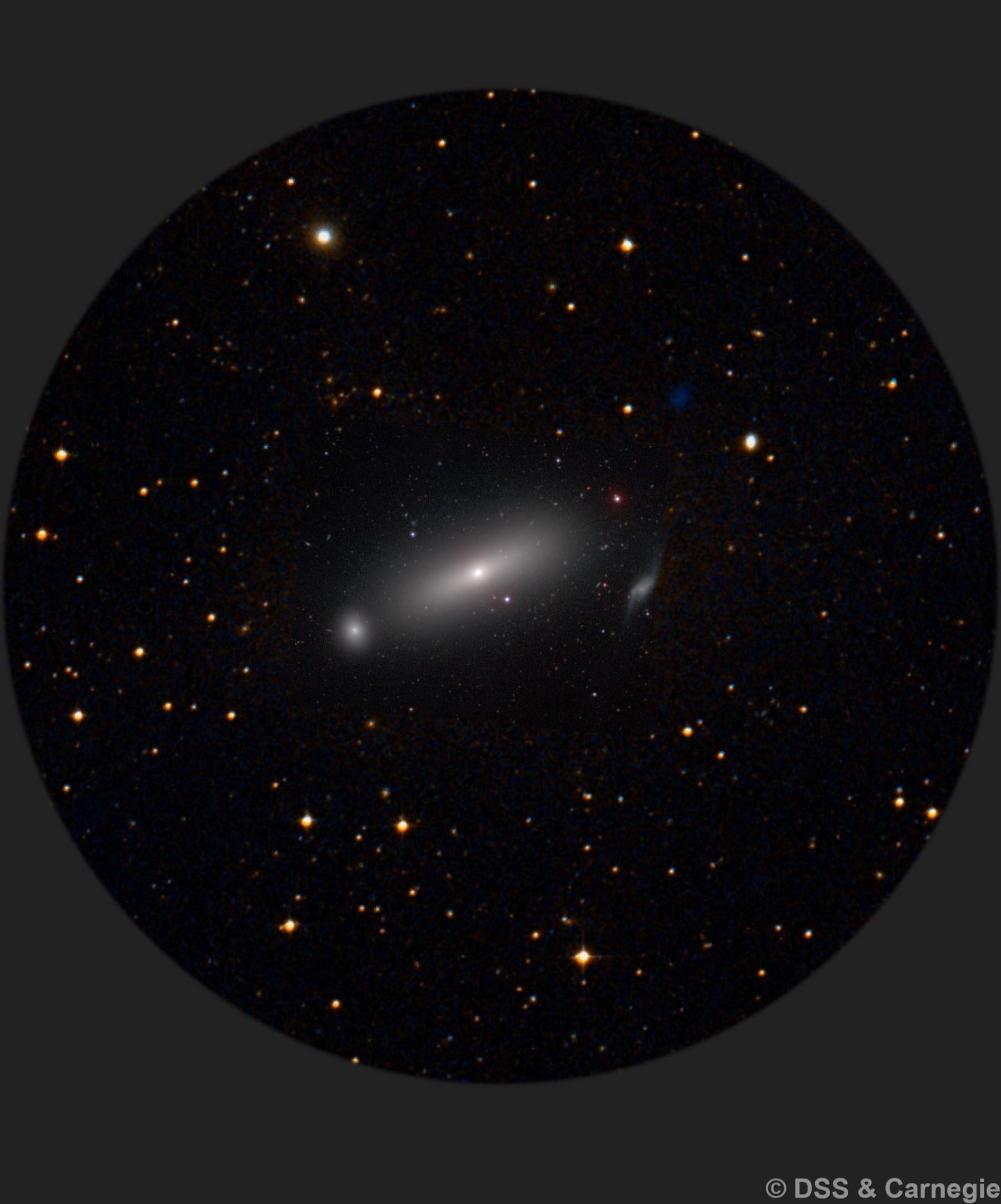 NGC 1331 1332