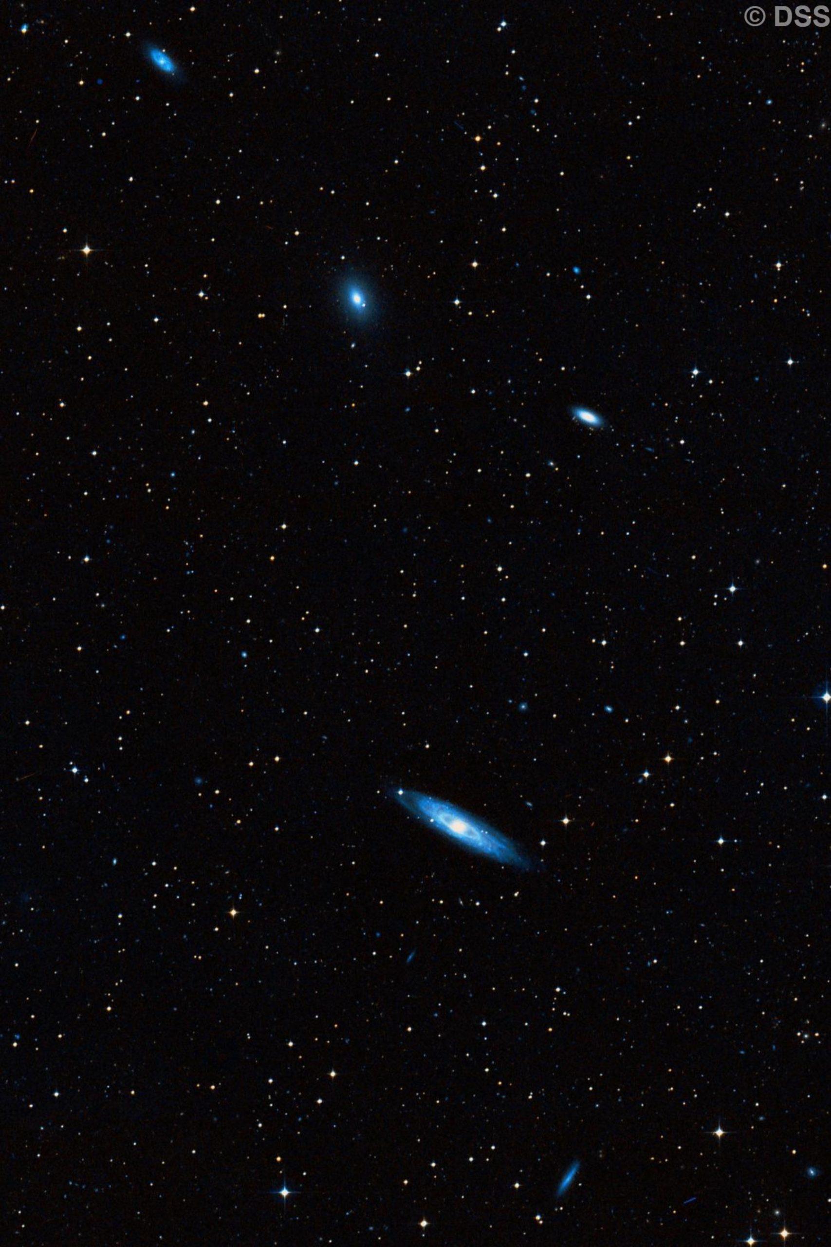 NGC 7184 7185 7188