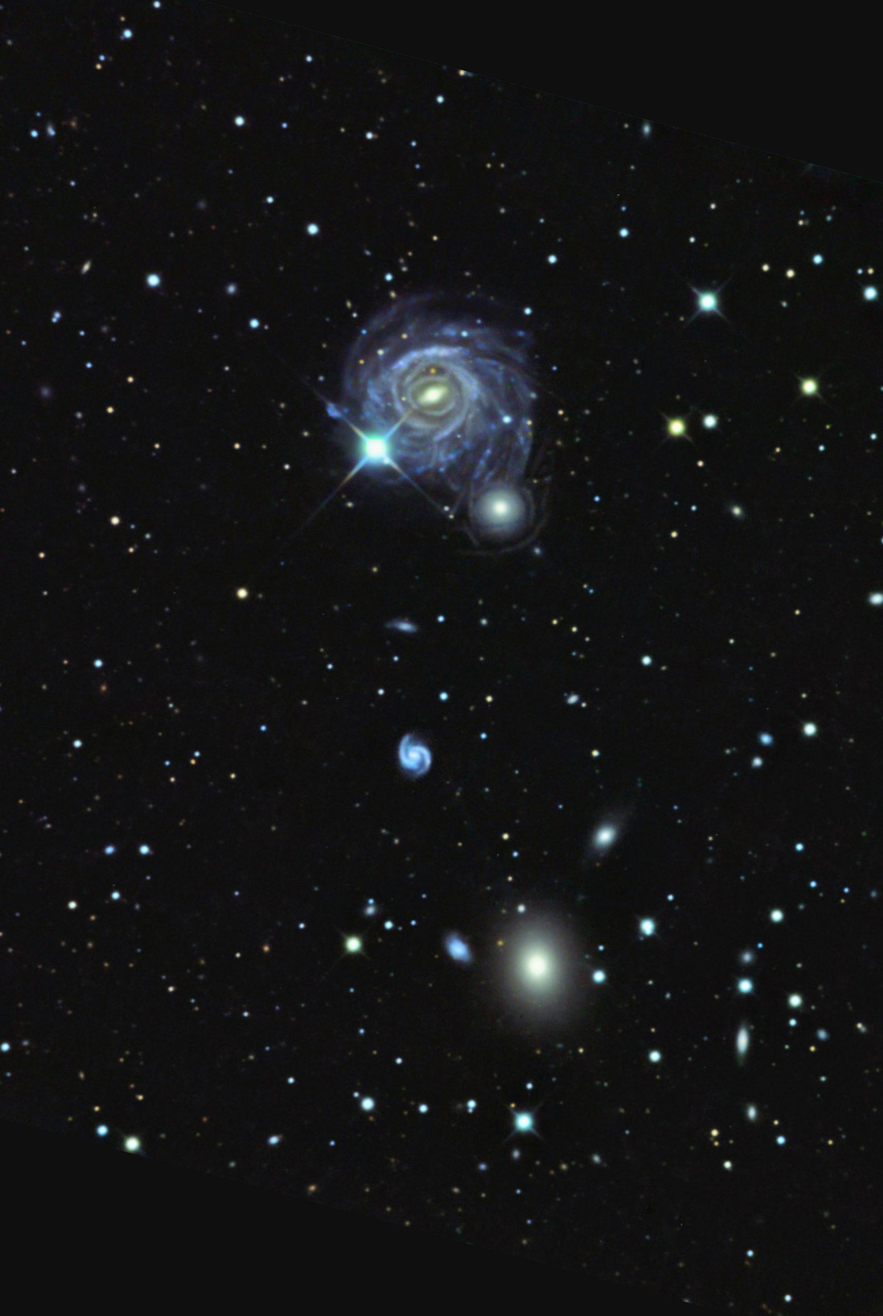 NGC 5490 & IC 983