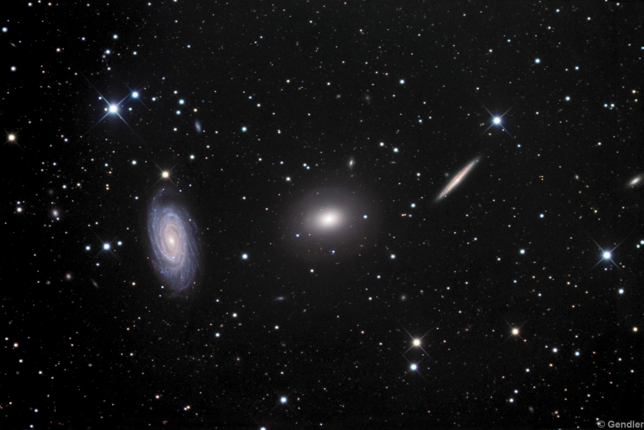 NGC 5981 & NGC 5982 & NGC 5985