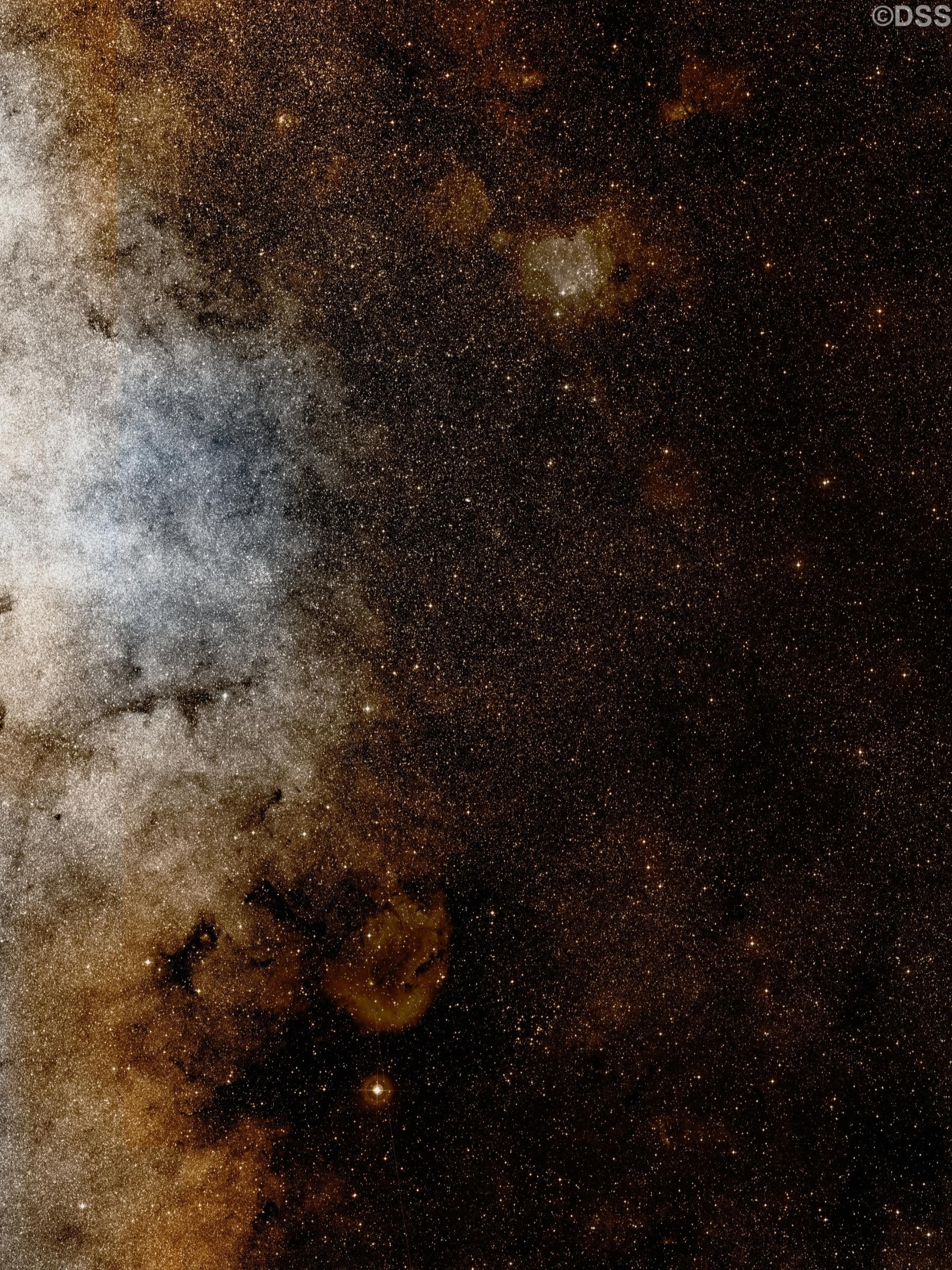 NGC 6425 & NGC 6451 & Collinder 347