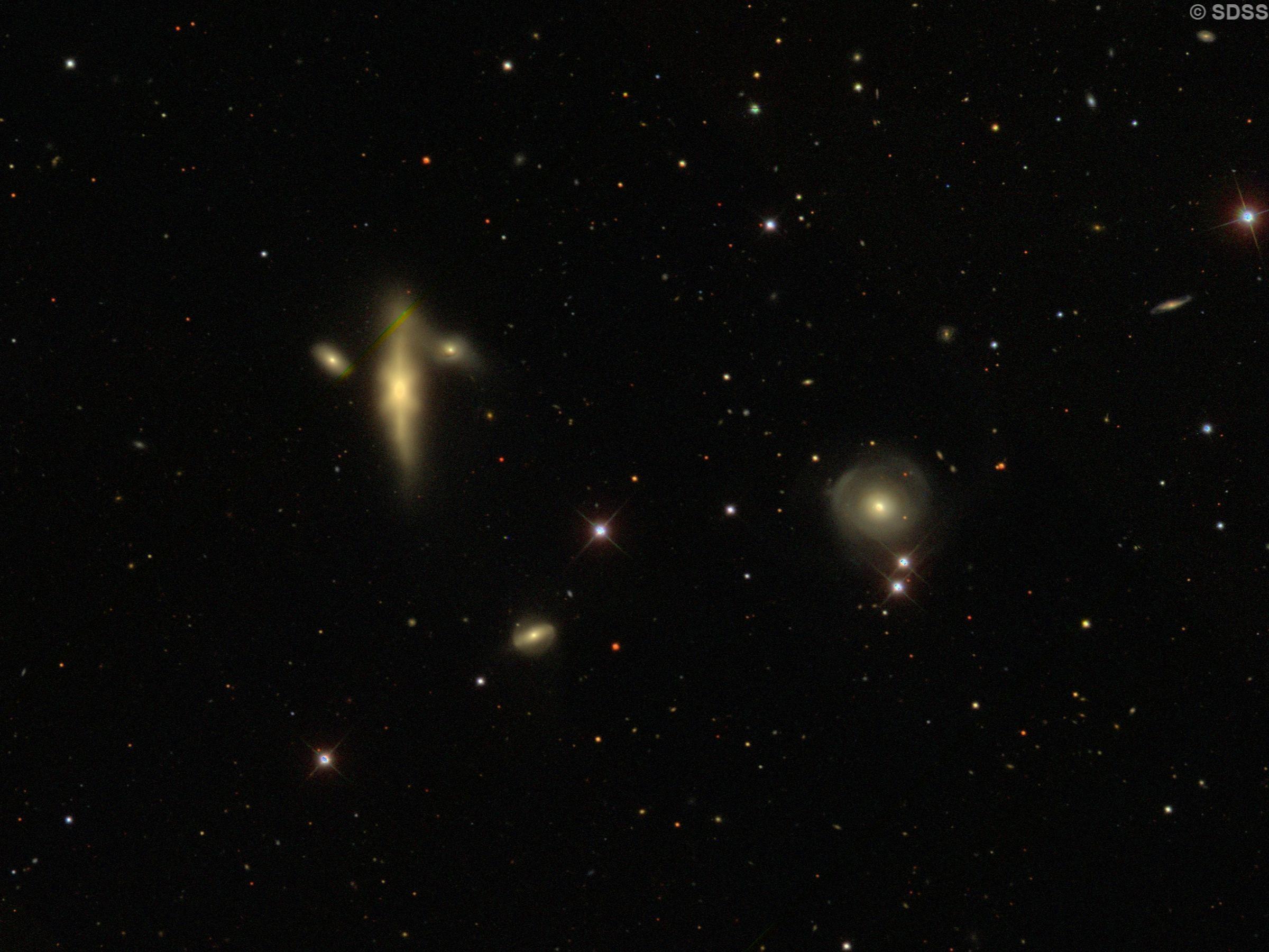 NGC 128 Group